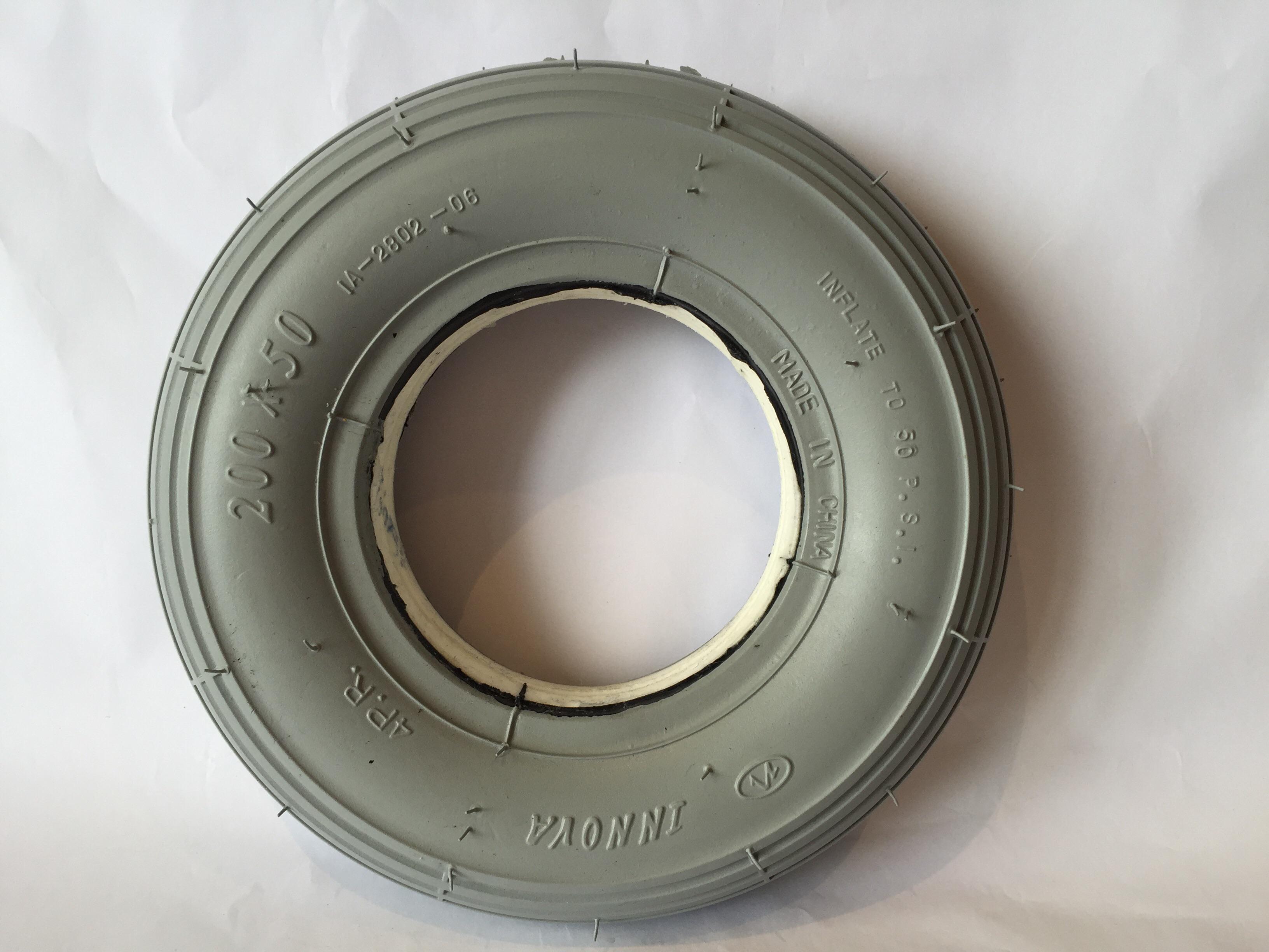 pneu insert 200x50 gris ligne is300 talon 33 mape sarl. Black Bedroom Furniture Sets. Home Design Ideas